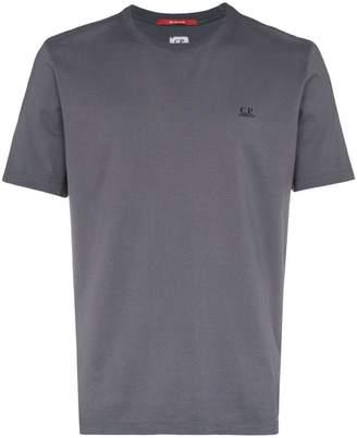 C.P. Company Short sleeved cotton logo T-shirt