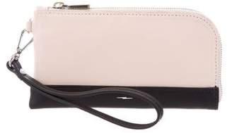 Shinola Bicolor Leather Wallet