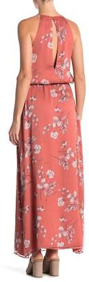The Jetset Diaries TJD Sierra Patterned Maxi Dress