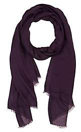 Barneys New York MEN'S TWILL SCARF