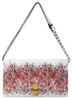 Elliott Lucca Cordoba Floral Textured Shoulder Bag