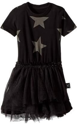 Nununu Star Tulle Dress Girl's Dress