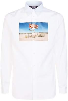 N°21 N 21 Motel Shirt