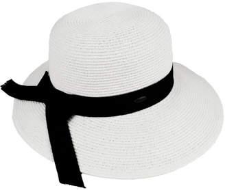 Cc Beanie C.C. White Hat