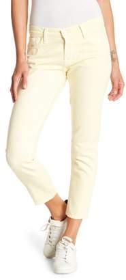J Brand Sadey Mid Rise Slim Straight Jeans