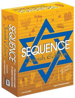 Jax Kohl's Sequence Game Jewish Edition by Ltd.