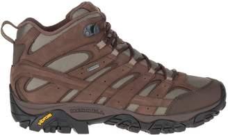 Kathmandu Merrell Men's Moab 2 Smooth Mid Gore-Tex Hiking Boots
