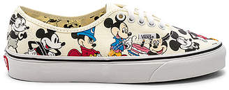Vans x Disney Authentic