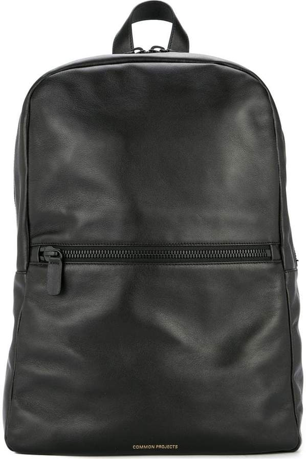 Common Projects top zip classic backpack