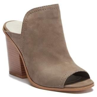 1 STATE 1.State Fernan Leather Block Heel Slide Sandal