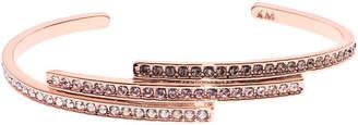 Karen Millen Tri-Colour Cuff Bracelet
