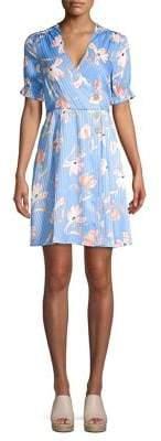 Vero Moda Tenilla Floral-Print A-Line Dress