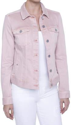Liverpool Jeans Company Denim Jacket - Blush