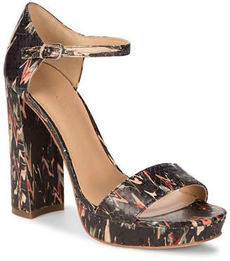 Pour La Victoire Yvette Platform Ankle-Strap Sandals