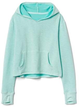 Athleta Girl Crop 'till you drop hoodie