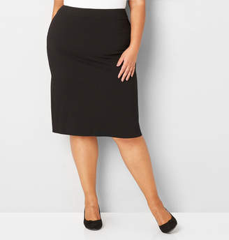 Avenue Super Stretch Pencil Skirt