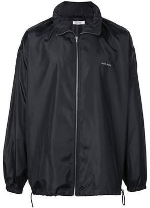 We11done full zipped jacket