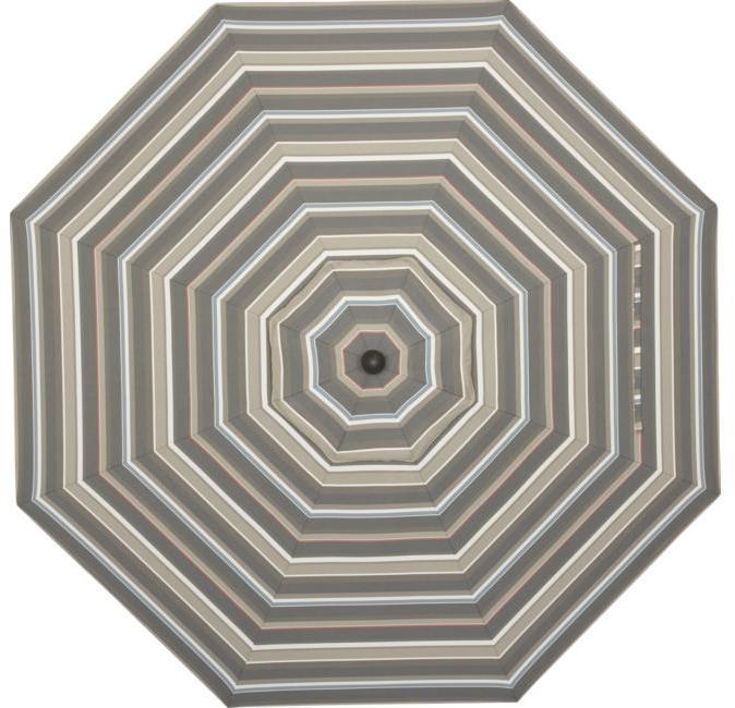 9' Round Stripe Umbrella Cover