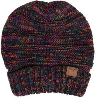 C.C. Slouchy Knit Beanie