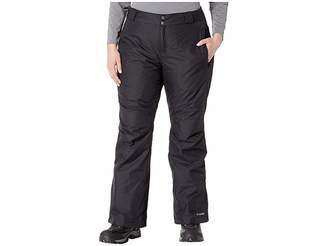 Columbia Plus Size Bugabootm II Pants