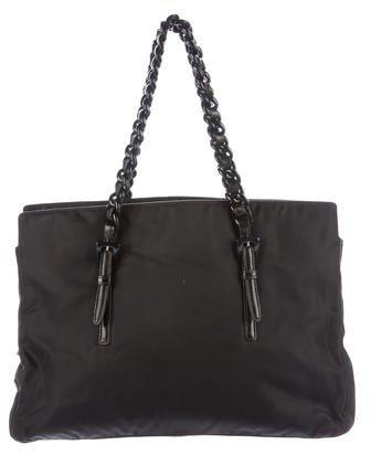 pradaPrada Tessuto Handle Bag