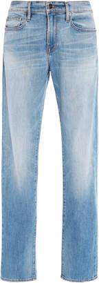 Frame L'Homme Mid-Rise Skinny Jeans