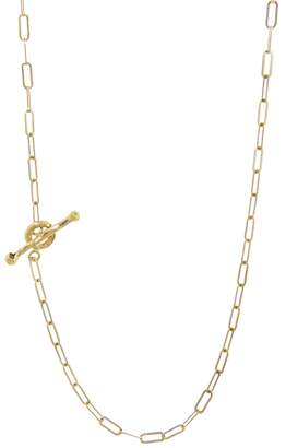 Cathy Waterman 16 Inch Spanish Chain Necklace - 22K Gold