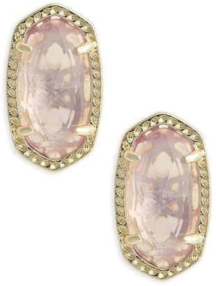 Kendra Scott KendraScott Ellie Birthstone Stud February/ Amethyst Earrings