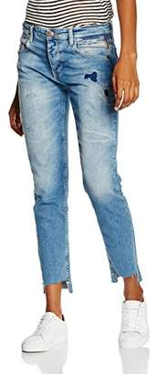 Cross Women's Gwen Boyfriend Jeans,28W x 32L
