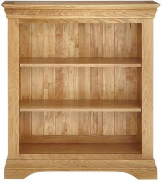 Luxe Collection Luxe Collection - Constance Oak Ready Assembled Bookcase