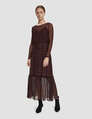Just Female Alley Maxi Dress