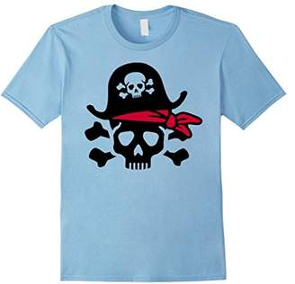 Pirate skull crossbones T-Shirt