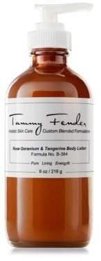 Tammy Fender Rose Geranium& Tangerine Body Lotion