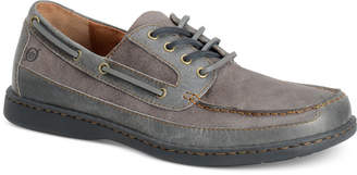 Børn Men's Harwich 4-Eye Canoe Moc-Toe Boat Shoes
