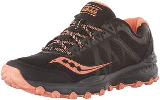 Saucony Women's Caliber TR Running Shoes, Black/Coral