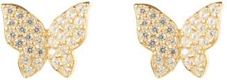 Latelita London - Butterfly Earring Gold