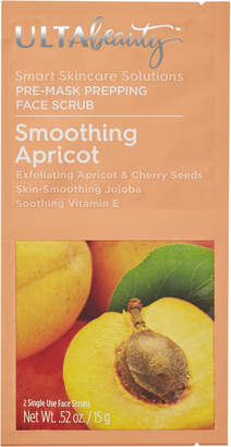 ULTA Smoothing Apricot Pre-Mask Prepping Face Scrub $3 thestylecure.com