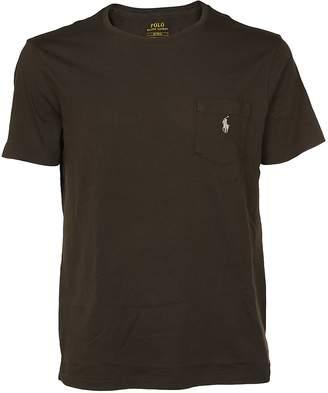 Ralph Lauren Polo Embroidered Logo T-shirt