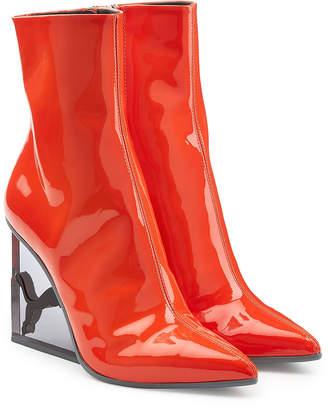 d63c71040ce6 FENTY PUMA by Rihanna Leather Boots For Women - ShopStyle Australia