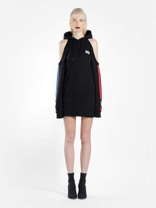 Marcelo Burlon County of Milan WOMEN'S BLACK NBA DRESS