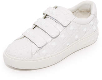 Ash Peace Studded Sneakers $220 thestylecure.com