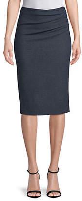 Max Mara Toano Jersey Skirt