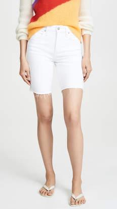 Joe's Jeans Hi Honey Bermuda Cut Off Shorts