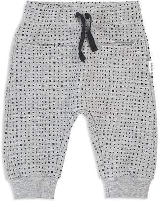 Miles Child Unisex Micro-Dot Jogger Pants - Little Kid