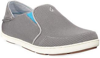 OluKai Nohea Mesh Slip-On/Fold-Back Sneaker