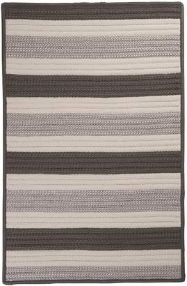 Colonial Mills TR09R036X060S Stripe It All-Weather Indoor/Outdoor Rug