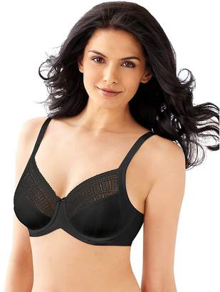 Lilyette by Bali Women's Enchantment Lace Minimizer Bra__