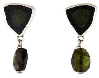 Stephen Dweck Tourmaline Drop Earrings