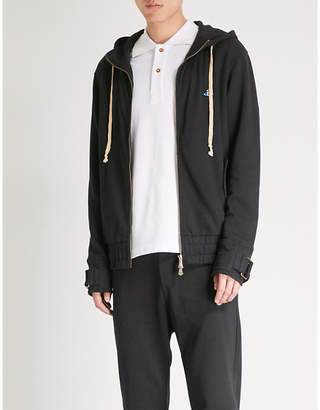 Vivienne Westwood Orb cotton-jersey hoody