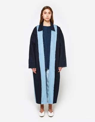 Ashley Rowe Coat with Seams